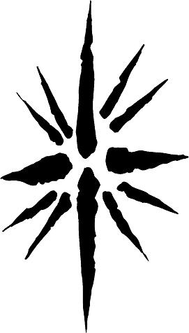Logo tribe stargazers