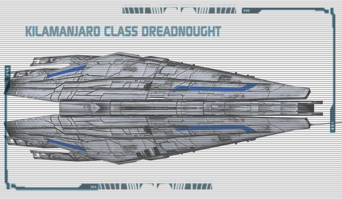 Vehicle ak dreadnought