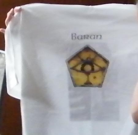 B shirt