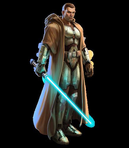 Jedi knight 437x500