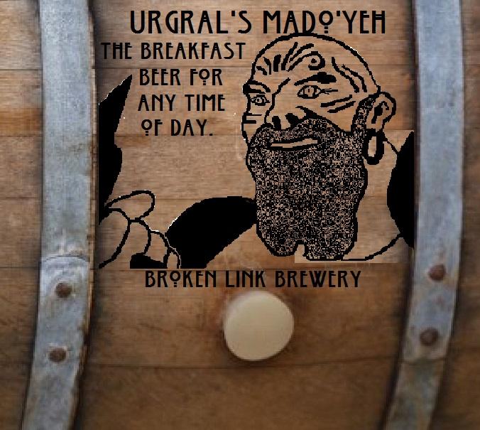 Urgrals labeled barel