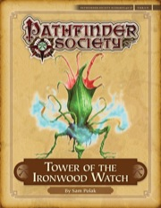 Tower of the ironwood watch