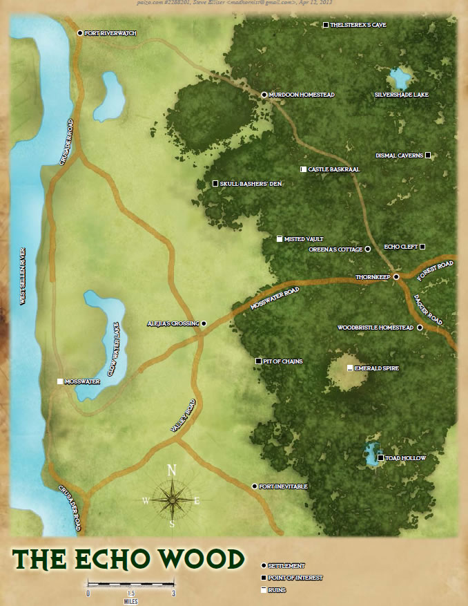 Echowoodregion