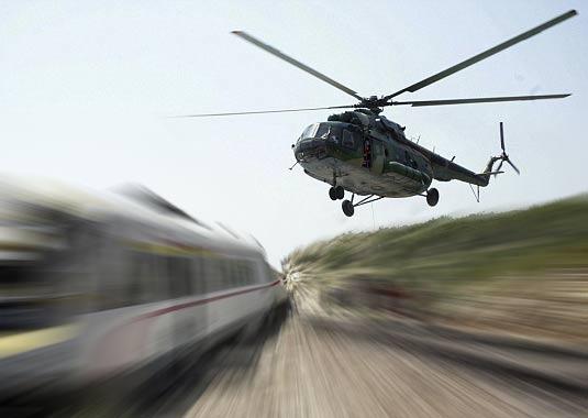 Chopper train