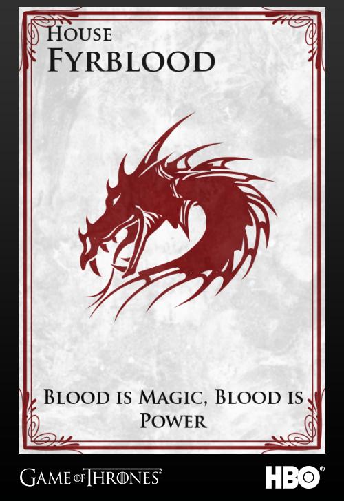 Fyrblood