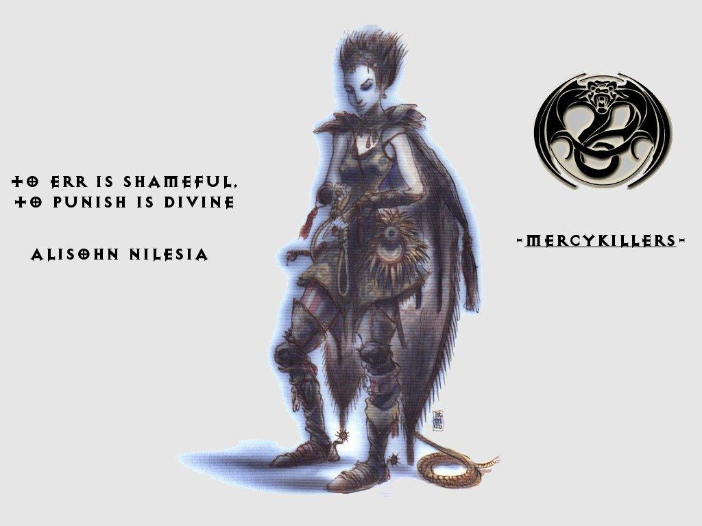 Mercykiller wp by deusuum