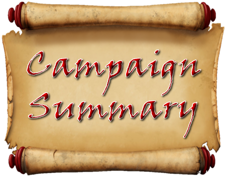 Graphic   campaign summary