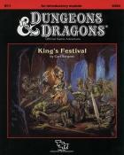 Kingsfestival cover