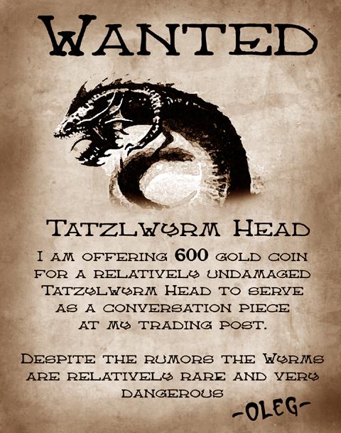 Tatzl wyrm poster web