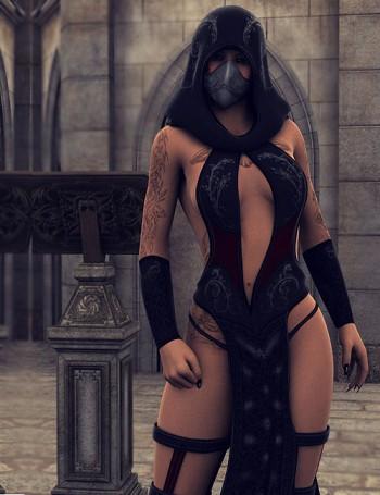 Priestess 2 large