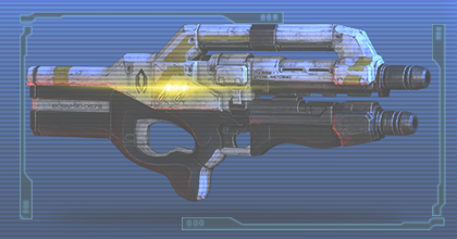 Gun cerberus harrier
