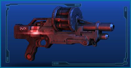Gun n7 pirhana