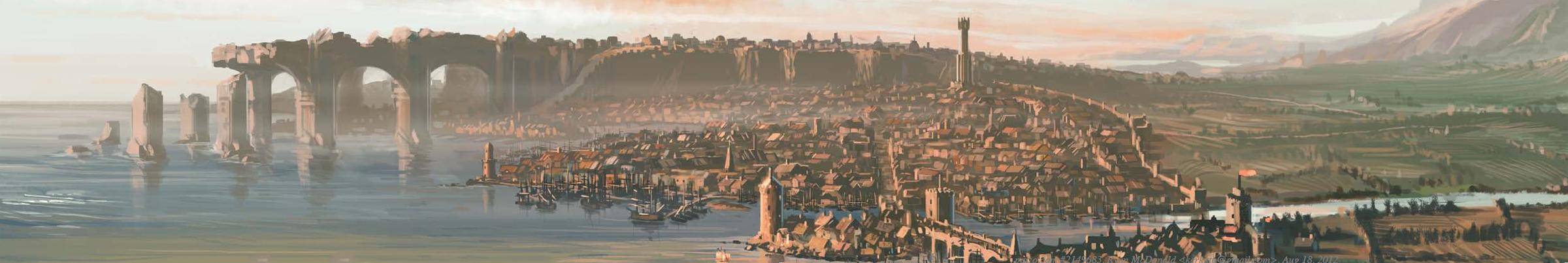 Magnimar cityscape