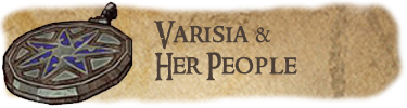 Varisia button