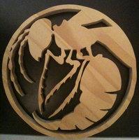 Wasp mon by kakita artisan d4c20om