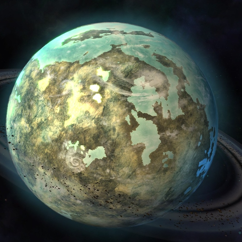 Alden planet