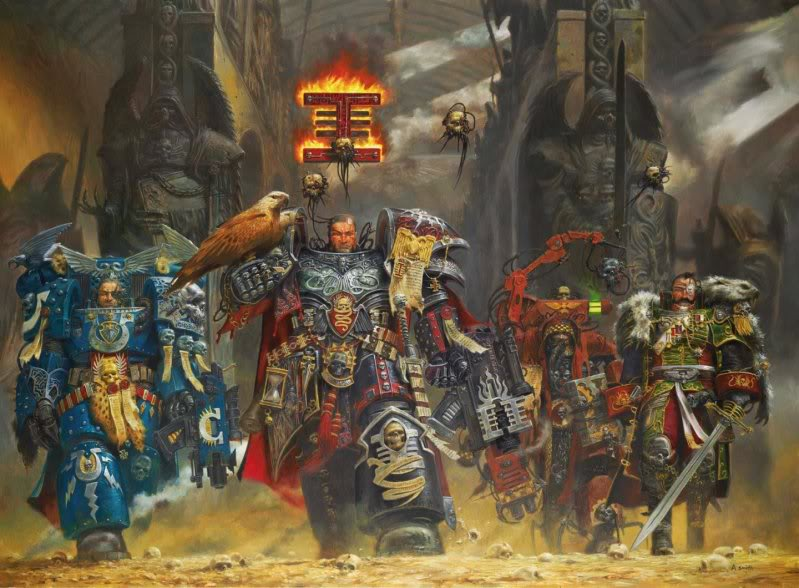 Wallz13279 warhammer 40k inquisition