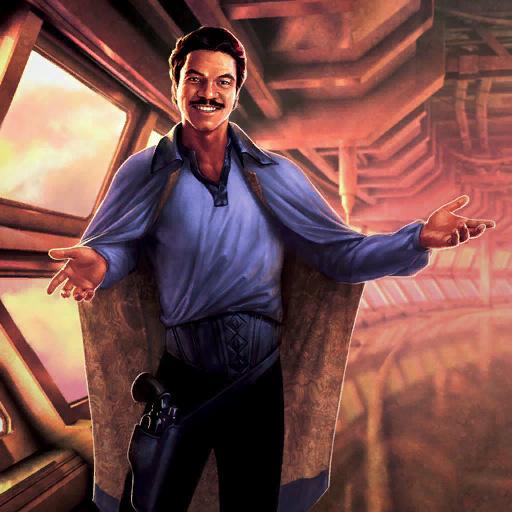 Lando calrissian   swgtcg