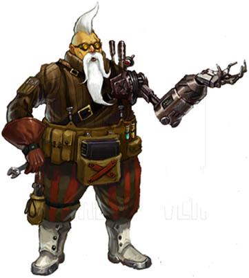 Dorph dwarrow