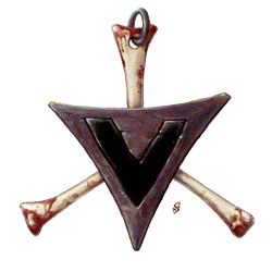 Gruumsh holy symbol