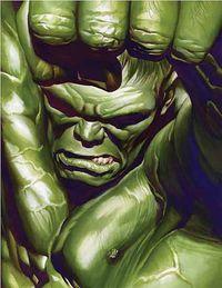 Hulk hit