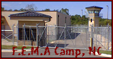 Fema Camp, NC