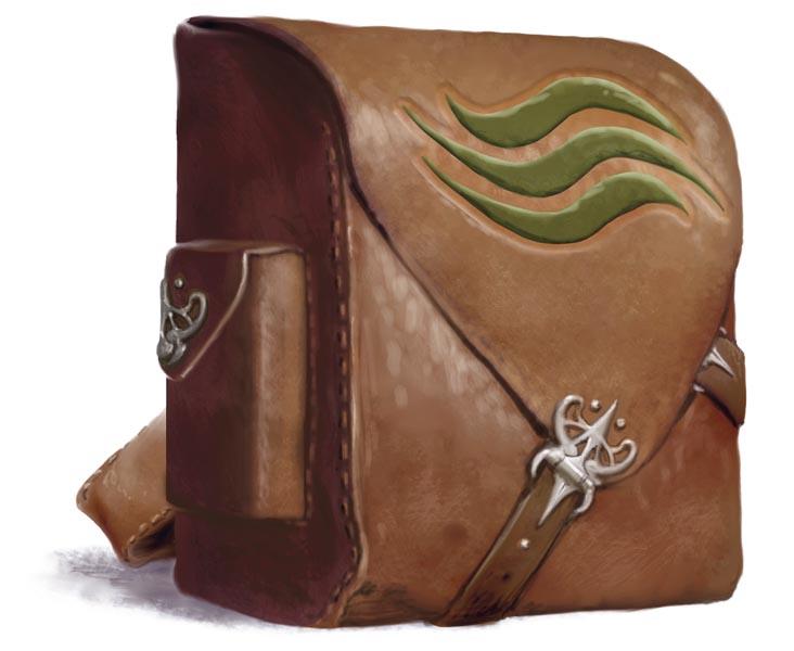 Avandra's Symbol on a Pack