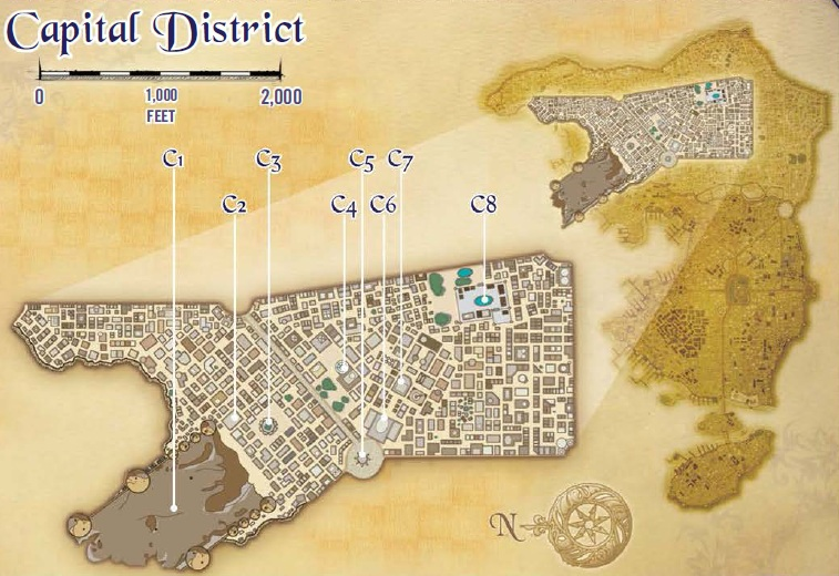 Capital district