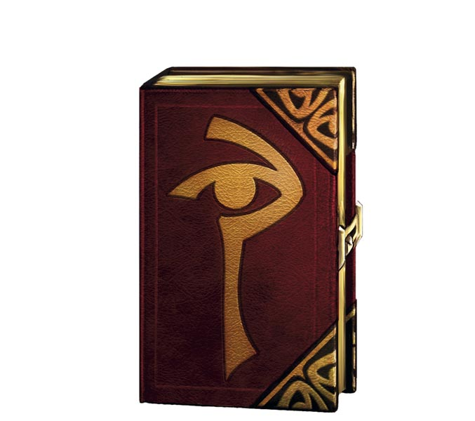 Ioun's Symbol on a Tome