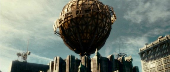 Daily planet globe