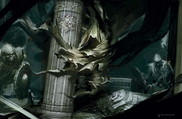 Dread wraith orovak