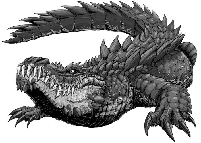 Giantalligator