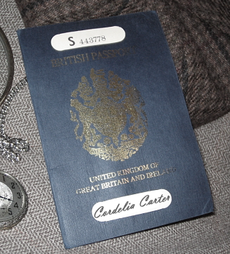 Cordelia passport