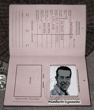 Professor passport