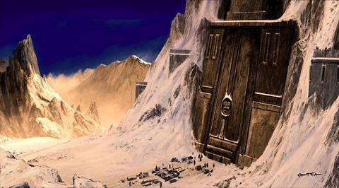 Thaneshold entrance