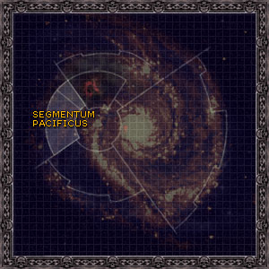 Galaxy map segmentumpacificus