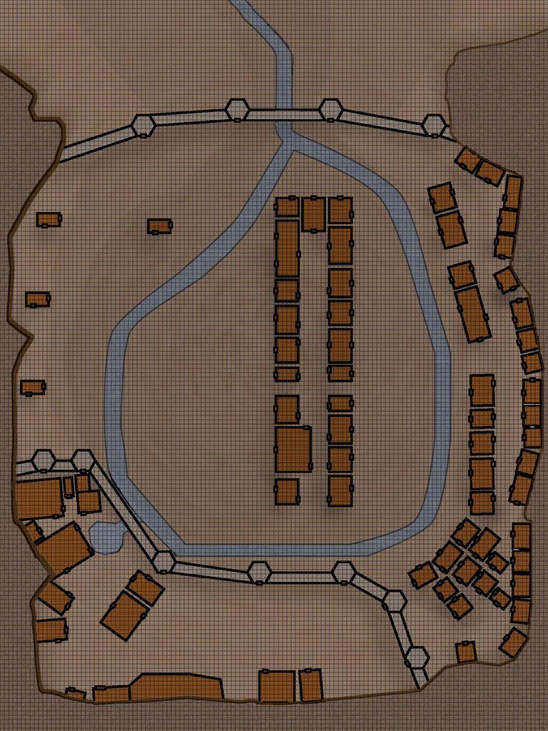 Stone vault sm