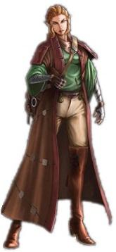 Half elf female adventurer 1