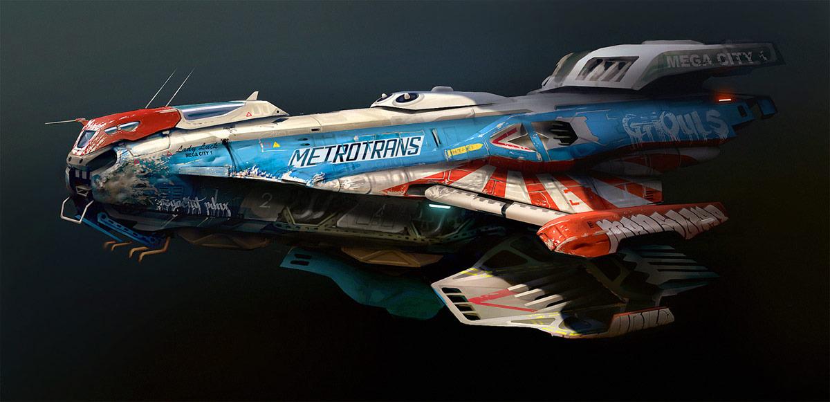 Zaks shuttle