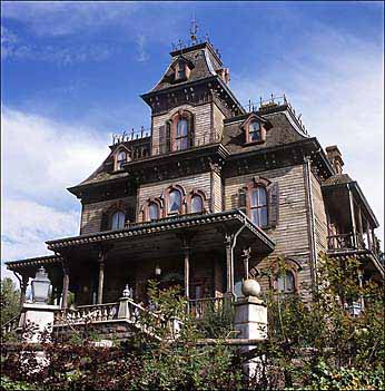 Haunted mansion small