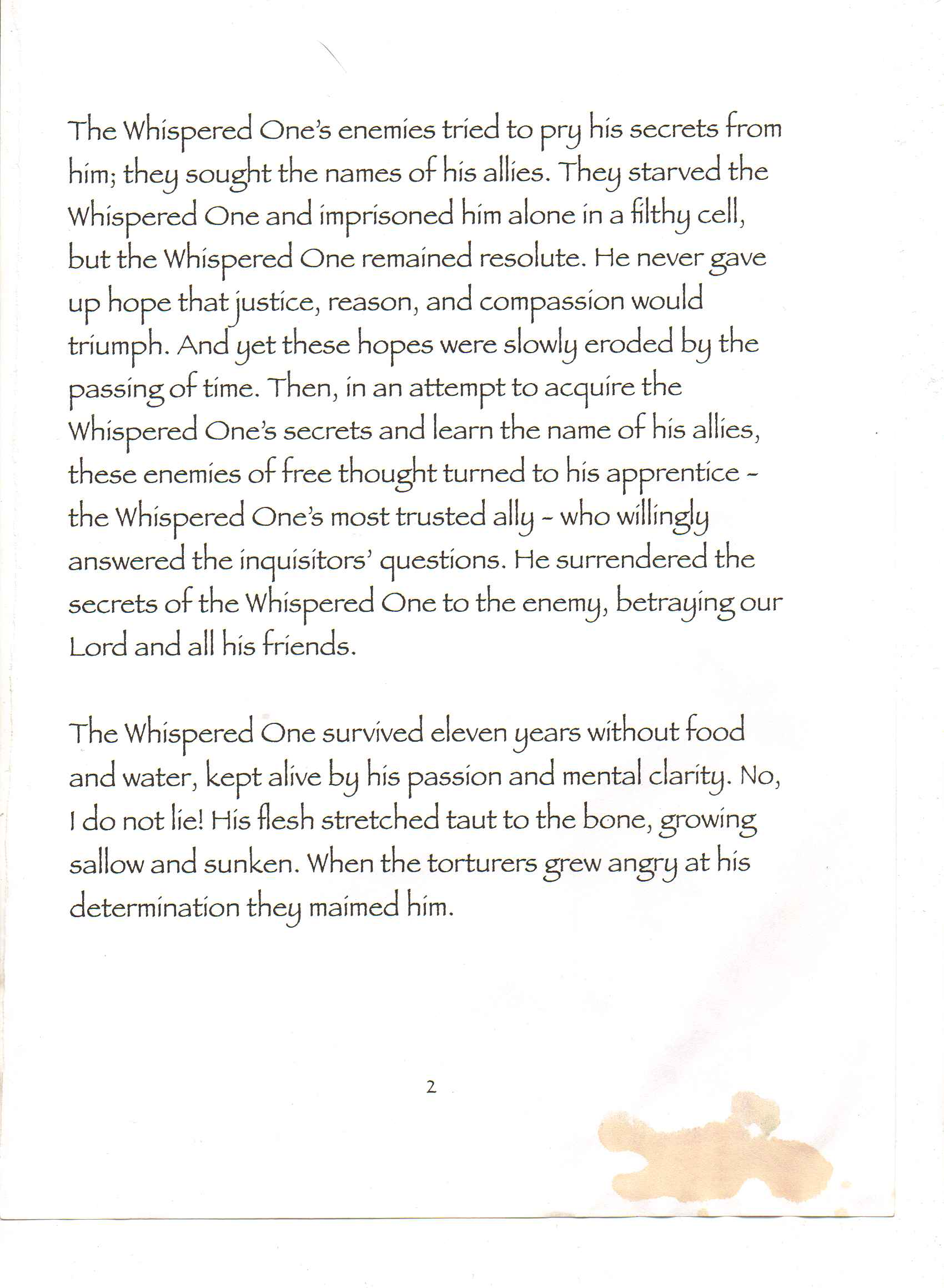Whispered one pg 2