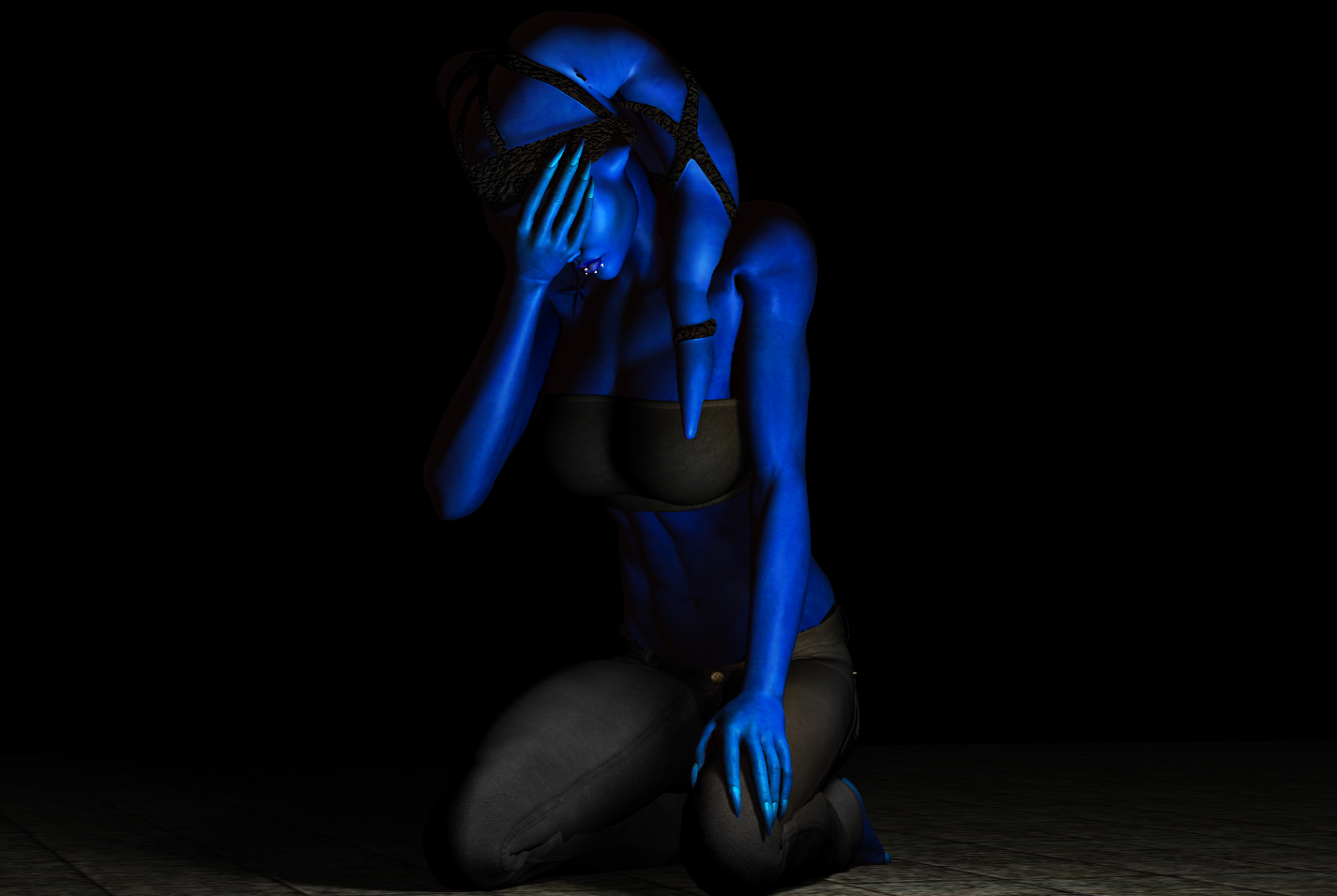 Tali  s sorrow by ravenhawk1000 d31zj0r