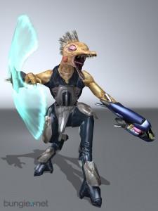 The Skinny Alien