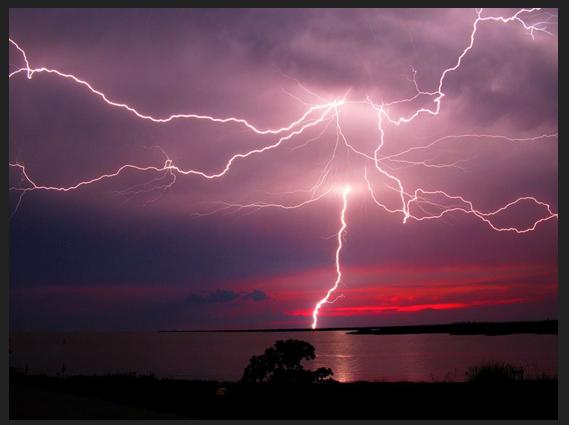 Lightning image