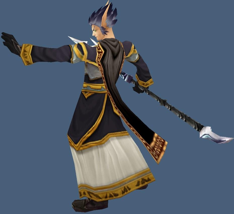 Ciruis cast spear