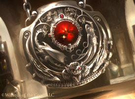Amulet by cryptcrawler