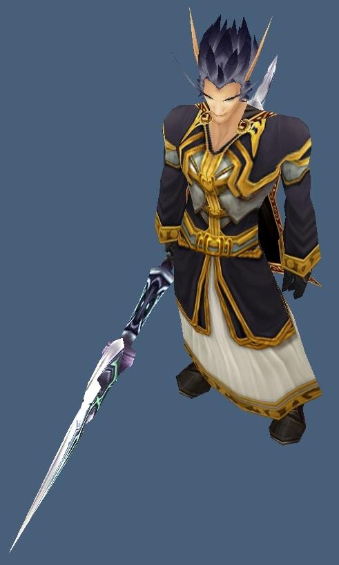 Ciruis spear idle4