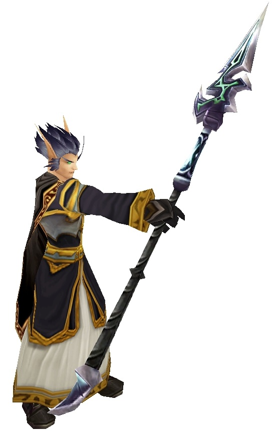 Ciruis spear point white