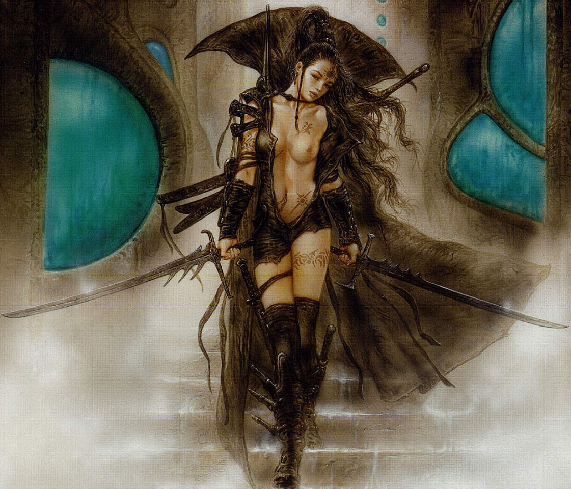 Dark godess