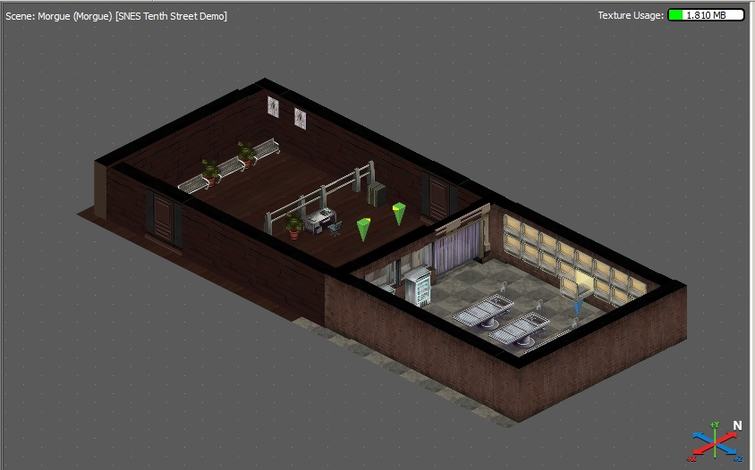 Srr morgue